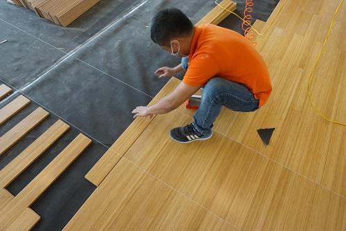 Sửa sàn gỗ tại Hà Nội