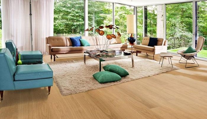 sàn gỗ Thaistep chịu nước