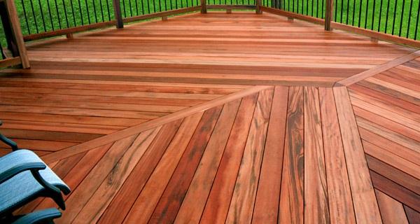 Những ưu điểm của sàn gỗ tự nhiên ngoài trời